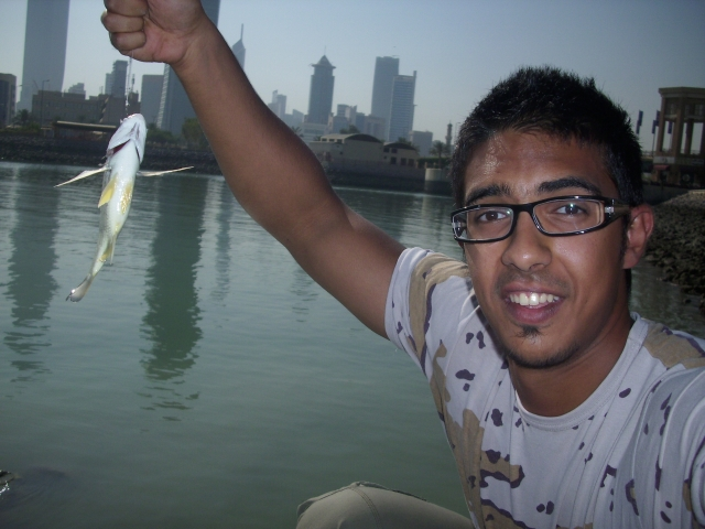 kuwait fishing (Shaoum).