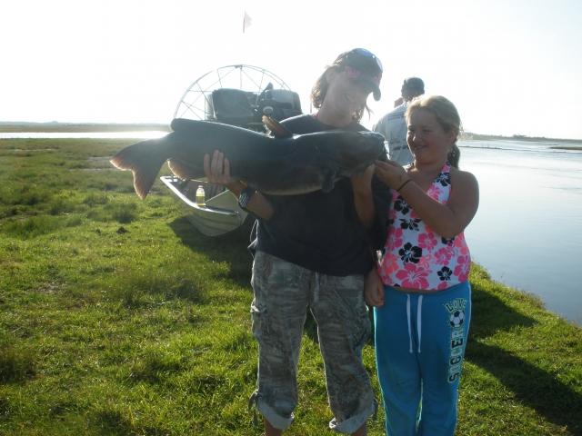 25 pound catfish