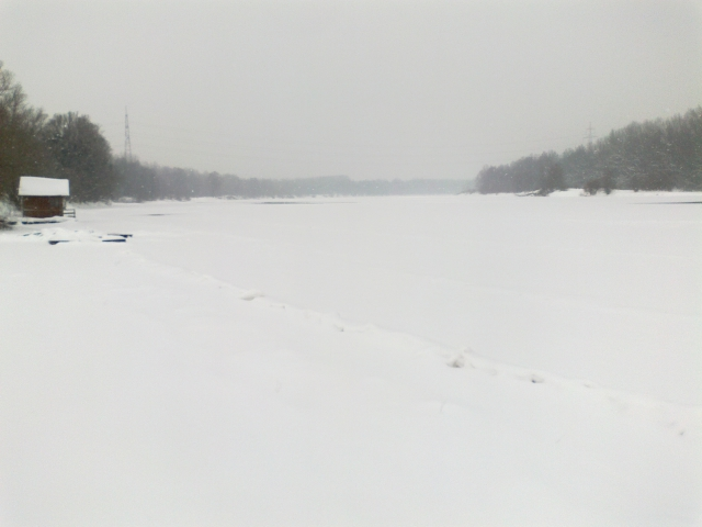 Zima na Dravi 1
