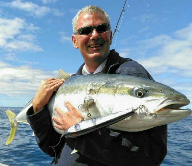 Whitianga kingfish