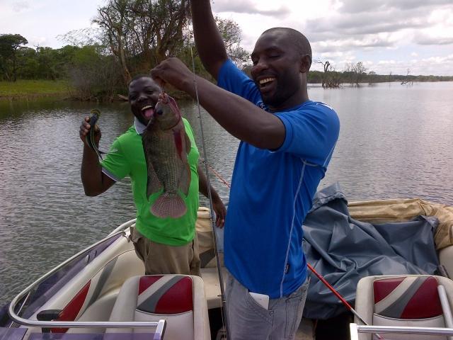 Fish hunters