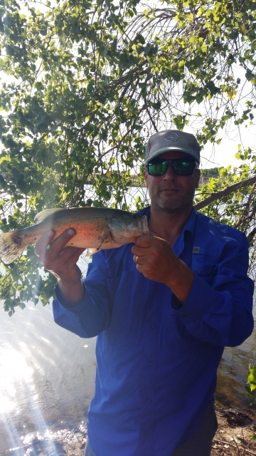 Nice Bass caught in Aurors Nebraska