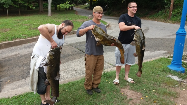 Stony creek anglers asso. Oct. catfish Derby