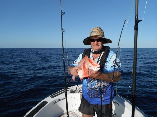 Fishing the Swain Reefs