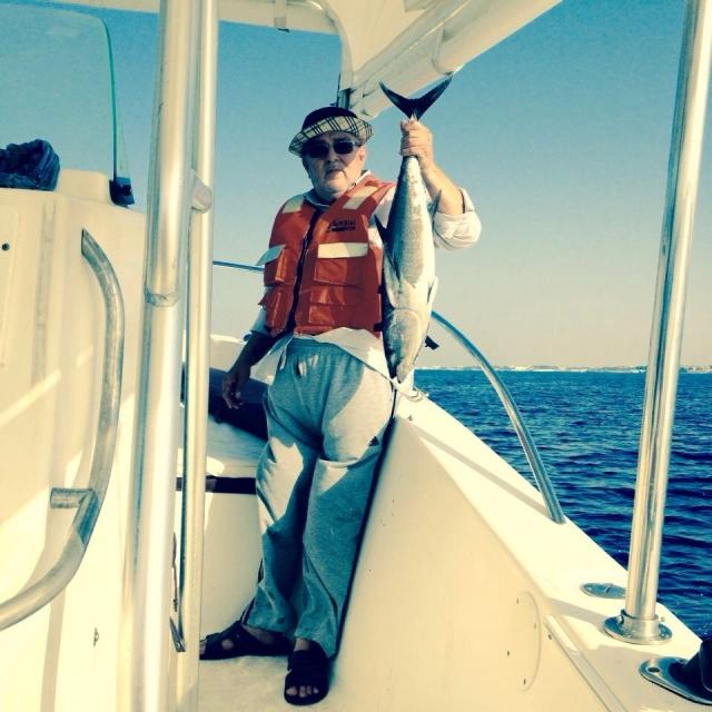 صيد التونا