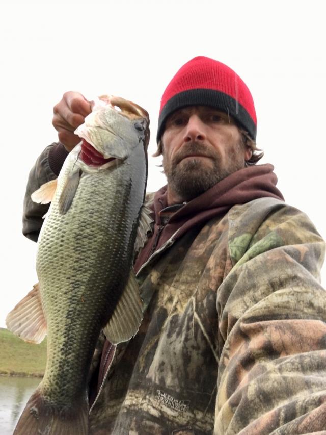6lb Largemouth Bass
