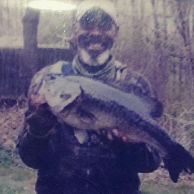 7lb largemouth Bass