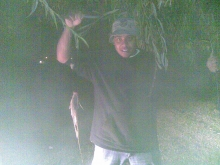 Trichardt Dam Fishing at night