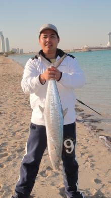 new year king fish!!!