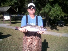 Trout from Cape Romain SC