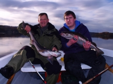 Spurdog & Pollack from Loch Etive