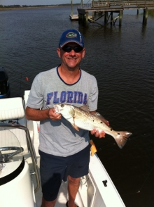 Spotty Redfish