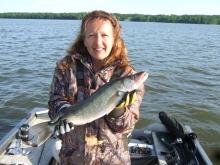 fishing black bay