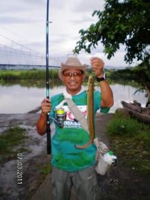 Fresh water Eel (Burirawan)