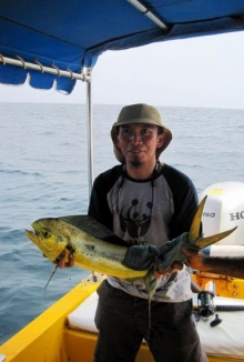 My First Mahi Mahi