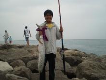 Abu Dhabi Fishing 2009