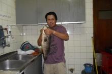 Abu Dhabi Corniche Fishing 30October2011