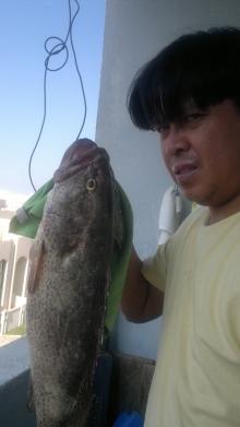 Corniche Fishing - Abu Dhabi 2011