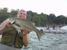 11 pound Cherokee bass