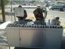 26 lkmead stripers r gonna be tacos