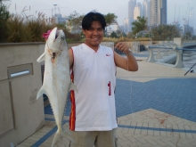 ABU DHABI CORNICHE FISHING (AUG. 20, 2012)