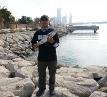 Abu Dhabi fishing