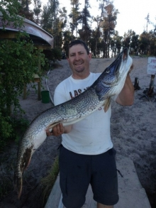 My Pike Personal Best