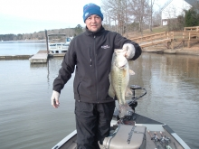 Lake Wateree Largemouth