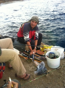 Best fishing times for ras gharib egypt fishingreminder for What time will the fish bite today