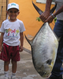 Nice catch Aruba