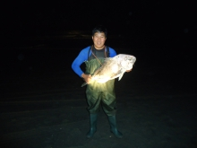 CATCH AGAIN 1 BIG SNAPPER