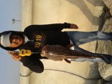 MARINA MALL BREAKWATER FISHING 02APRIL2014