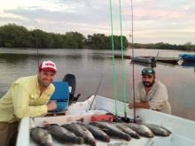 good day of fishing