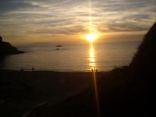 sunrise Annaba Algérie