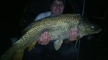 First carp ever