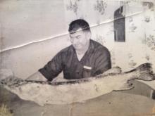 When fish were Big !!