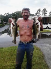 A good day at the lake...