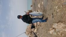 It's queenfish season in Al Khor...