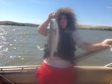 19 inch striper delta rio vista
