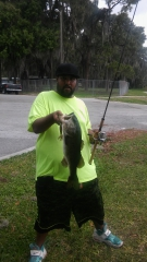 First Big Bass within 2 min