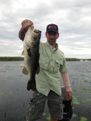 My buddy Dave lake O