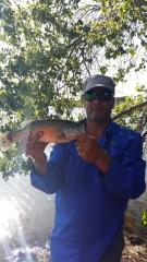 Nice Bass caught in Aurors Nebraska