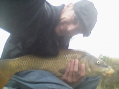 Wow my pb nearly 20lb couldnt get it in pic it was soo huge