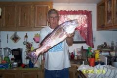 Texas Marsh Red Fish