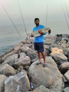 Fishing in UAE