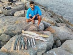 Fishing in UAE