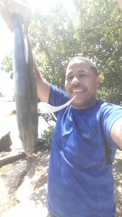 My big fish, awesome!
