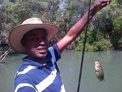 Lumwana river
