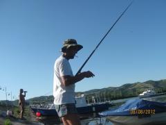 Fishing for whitefish