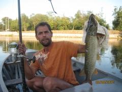 fishing pike